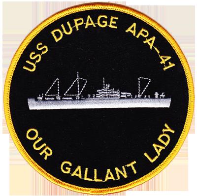 USS DuPage (APA-41)