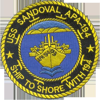 USS Sandoval (APA-194)