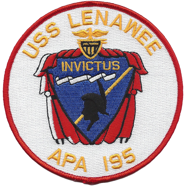 USS Lenawee (APA-195)
