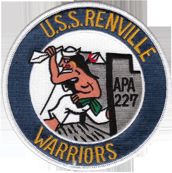 USS Renville (APA-227)