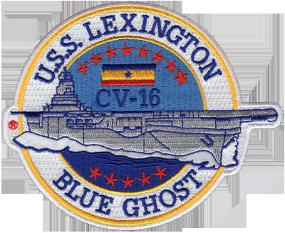 MARDET USS Lexington (CV-16)
