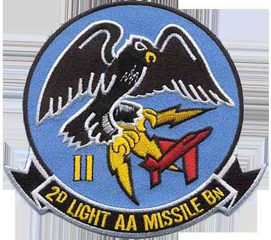 2nd LAAM Bn (Vietnam), MACG-18
