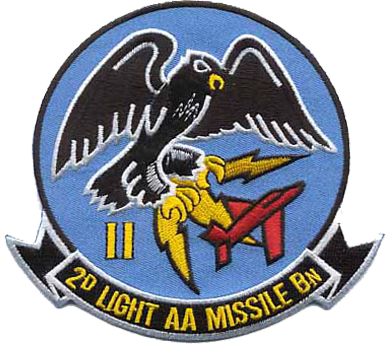 2nd LAAM Bn, 3rd MAW