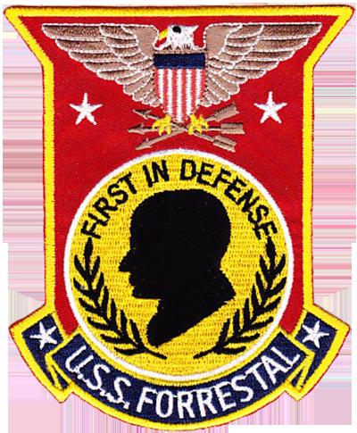 MARDET USS Forrestal (CVA-59)