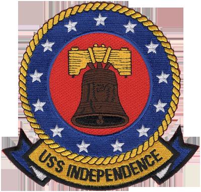 MARDET USS Independence (CVA-62)