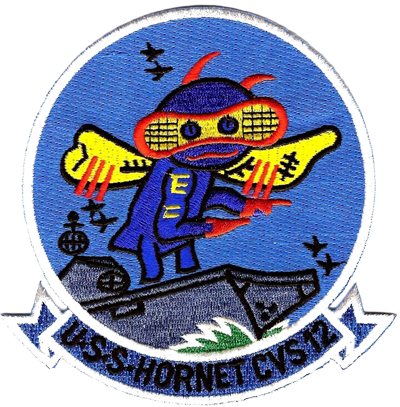 MARDET USS Hornet (CVS-12)