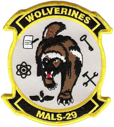 MALS-29, MAG-29