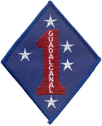 1st Marine Division, I MEF