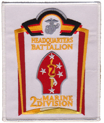 HQ Bn, 2nd Marine Division, 2nd Marine Division
