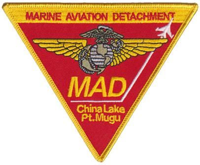 Marine Aviation Detachment (MAD) China Lake