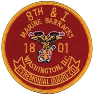 Marine Barracks Washington DC, 8th & I