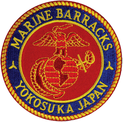 Marine Barracks Yokosuka, Japan