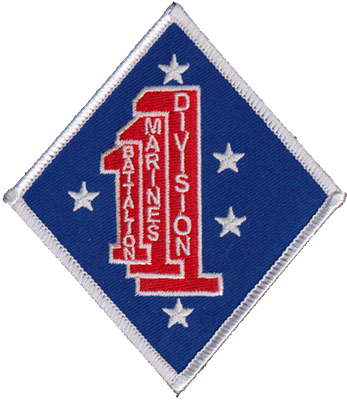 1st Bn, 1st Marine Regiment  (1/1), 1st Marine Regiment