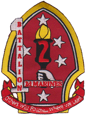 1st Bn, 2nd Marine Regiment (1/2), 2nd Marine Regiment