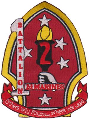 1st Bn, 2nd Marine Regiment (1/2), 2nd Marine Regiment