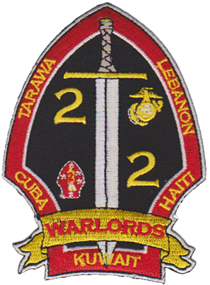 2nd Bn, 2nd Marine Regiment (2/2), 2nd Marine Regiment