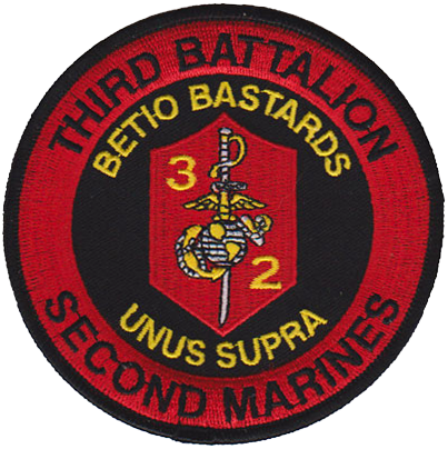 3rd Bn, 2nd Marine Regiment (3/2), 2nd Marine Regiment