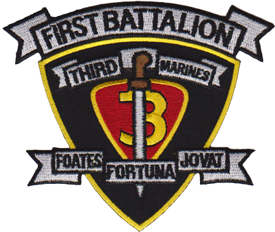 1st Bn, 3rd Marine Regiment (1/3), 3rd Marine Regiment