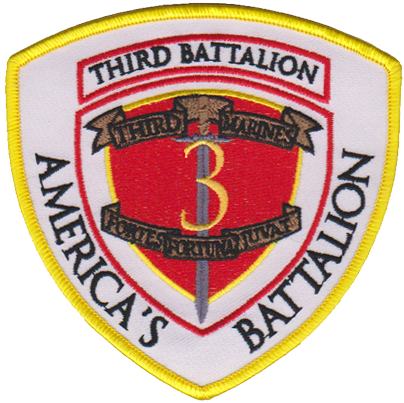 3rd Bn, 3rd Marine Regiment (3/3), 3rd Marine Regiment
