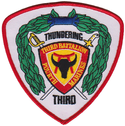3rd Bn, 4th Marine Regiment (3/4), 4th Marine Regiment