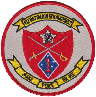 1st Bn, 5th Marine Regiment (1/5), 5th Marine Regiment