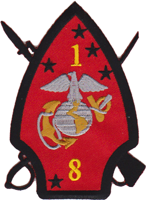 1st Bn, 8th Marine Regiment (1/8)