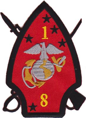 1st Bn, 8th Marine Regiment (1/8), 8th Marine Regiment