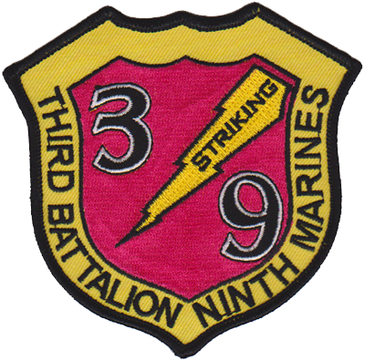 3rd Bn, 9th Marine Regiment (3/9)