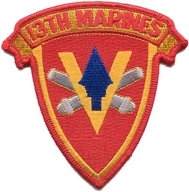 13th Marine Regiment