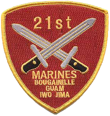 21st Marine Regiment