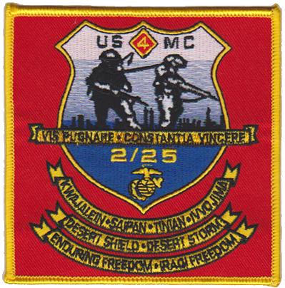 2nd Bn, 25th Marine Regiment (2/25)