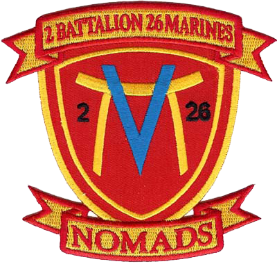 2nd Bn, 26th Marine Regiment (2/26)