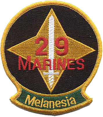 29th Marine Regiment, 6th Marine Division