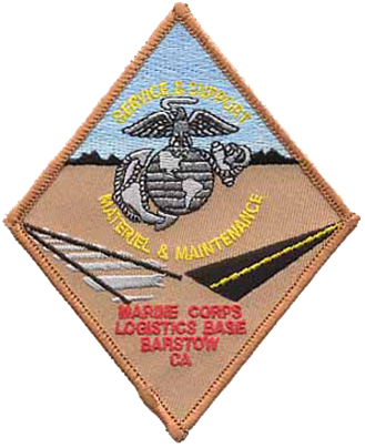 MCLB Barstow (MCLSBPac), Marine Corps Material Command