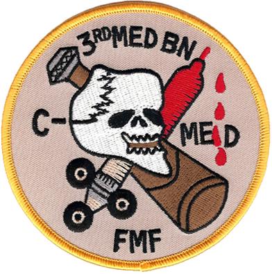 3rd Medical Bn, 3rd Marine Logistics Group