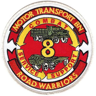 8th Motor Transport Bn