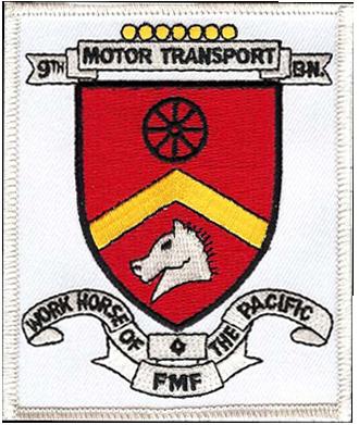 9th Motor Transport Bn