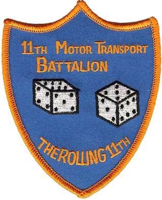 11th Motor Transport Bn
