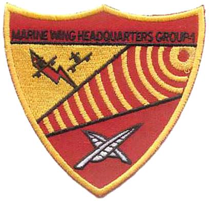 Marine Wing Headquarters Group 1 (MWHG-1), 1st MAW