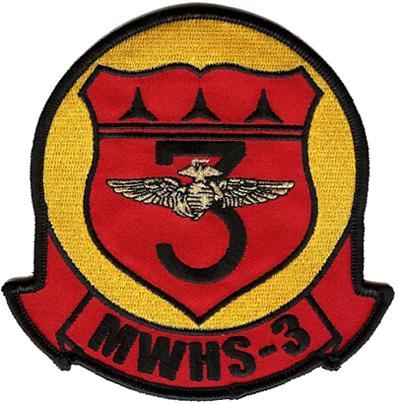 MWHS-3, 3rd MAW