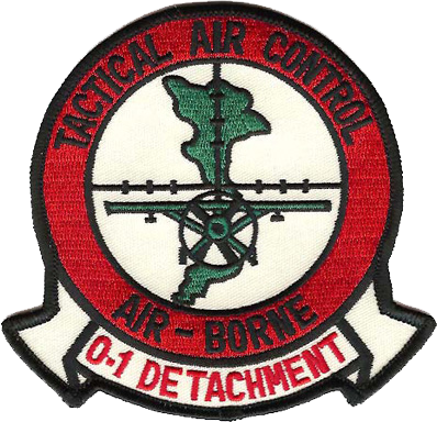 Tactical Air Control Party School, 3rd MarDiv