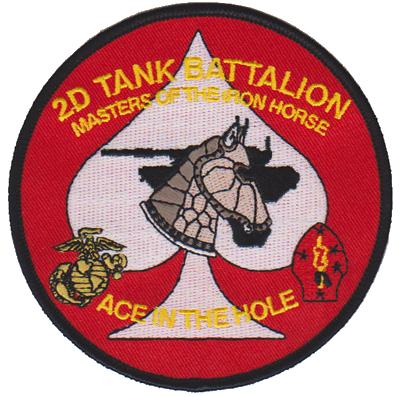 2nd Tank Bn