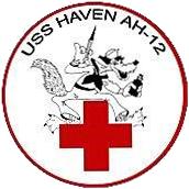 USS HAVEN (AH-12)
