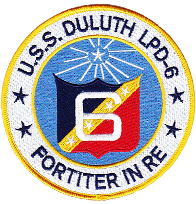 MARDET USS Duluth (LPD-6)