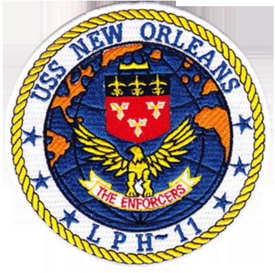 MARDET USS New Orleans (LPH-11)