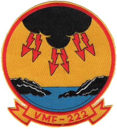 VMF-222 (Flying Deuces)