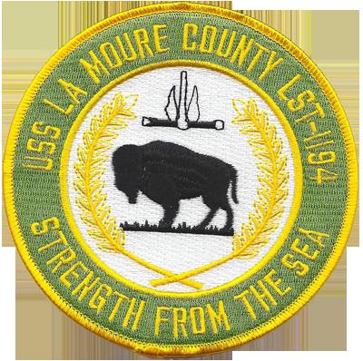 USS La Moure County LST-1194