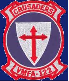 VMFA-122 (Crusaders)