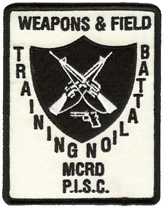 Weapons Training Bn, MCRD (Cadre) Parris Island, SC