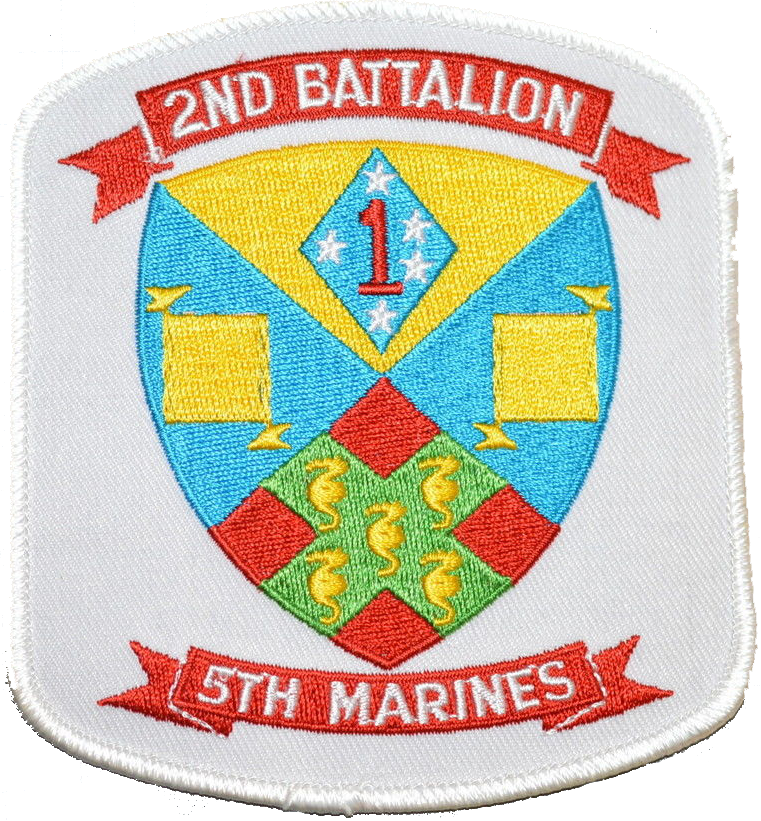 2nd Bn, 5th Marine Regiment (2/5), 5th Marine Regiment